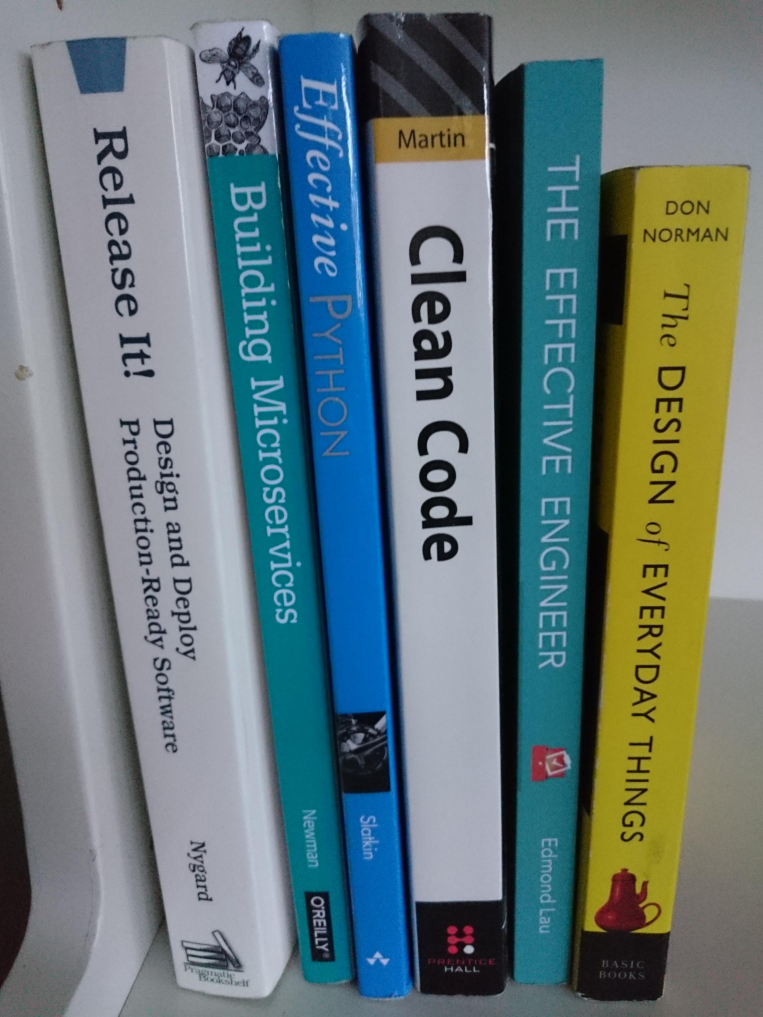 Developer Book Club Henrik Warne S Blog