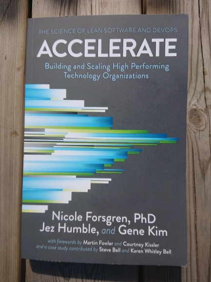 Accelerate: Building and Scaling High-Performing Technology